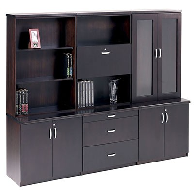 Boston Wall Unit 1910mm High - OFSG - Office Furniture Suppliers ...