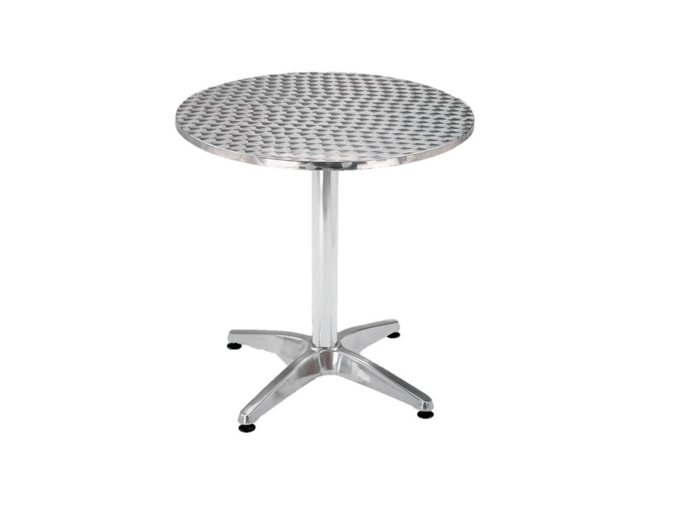 Aluminium Cafe Table Jupiter Ajct700 800 Ofsg Office