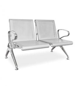 Public Seating Mild Steel 2 Seater PSM02