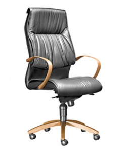 76 Hundred High Back Chair 76H10