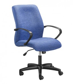 Rhona Range Medium Back with Y300 Flexi Arm Chair RP05Y3