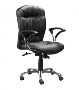 Zelda Range Medium Back with Y600 Arm Rest Chair ZC05Y6
