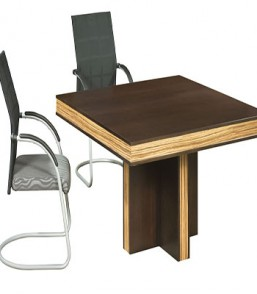 Balsa Conference Table 1200×1200 BLSC1200