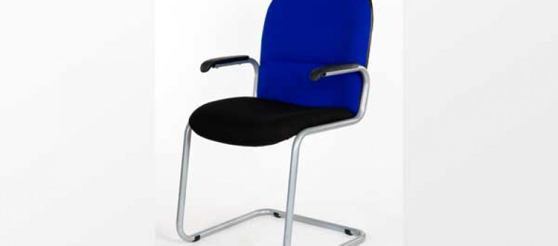 Busy Gen1 Visitors Arm Chair