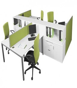 Evolution 4 Way Workstation (Configuration 2)