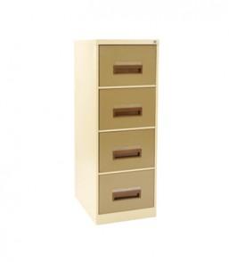 4 Drawer Filing Cabinet (Metal) FC40IK
