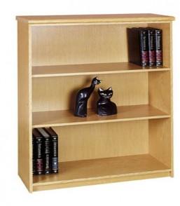 Formline 3 Tier Open Bookcase