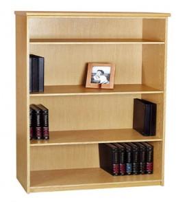 Formline 4 Tier Open Bookcase