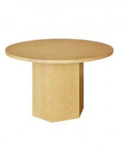 Formline 1200mmDia Round Conf. Table