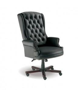 Judges High back Chair Black – JDG10BLK