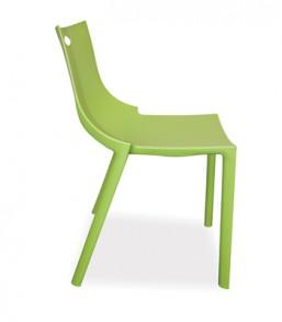 Neptune Green Café Dining Chair NPT80GRN