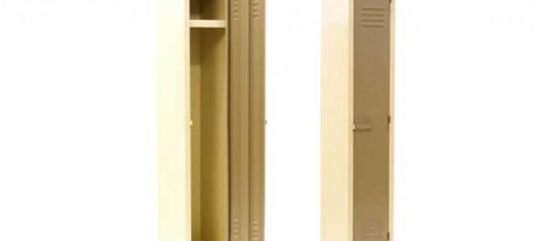 Single Comp Factory Locker